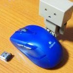 コピペが快適になるマウス ロジクールの7ボタンマウス M545を買ってみた【レビュー】