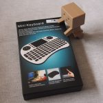 ワイヤレスミニキーボードって何をするための道具?