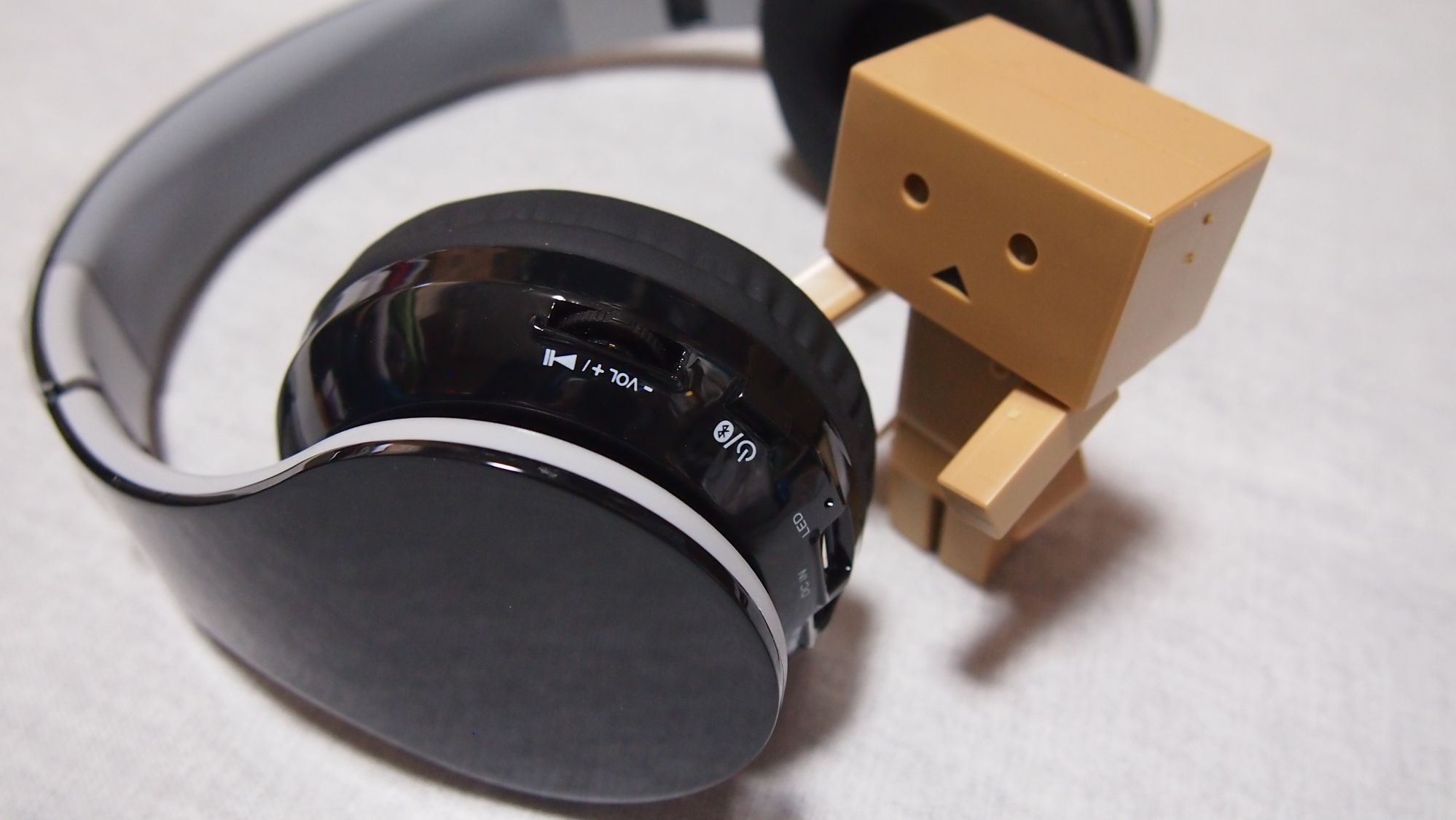 Dylan Bluetooth ヘッドホン 4.1 スステレオ オンイヤー