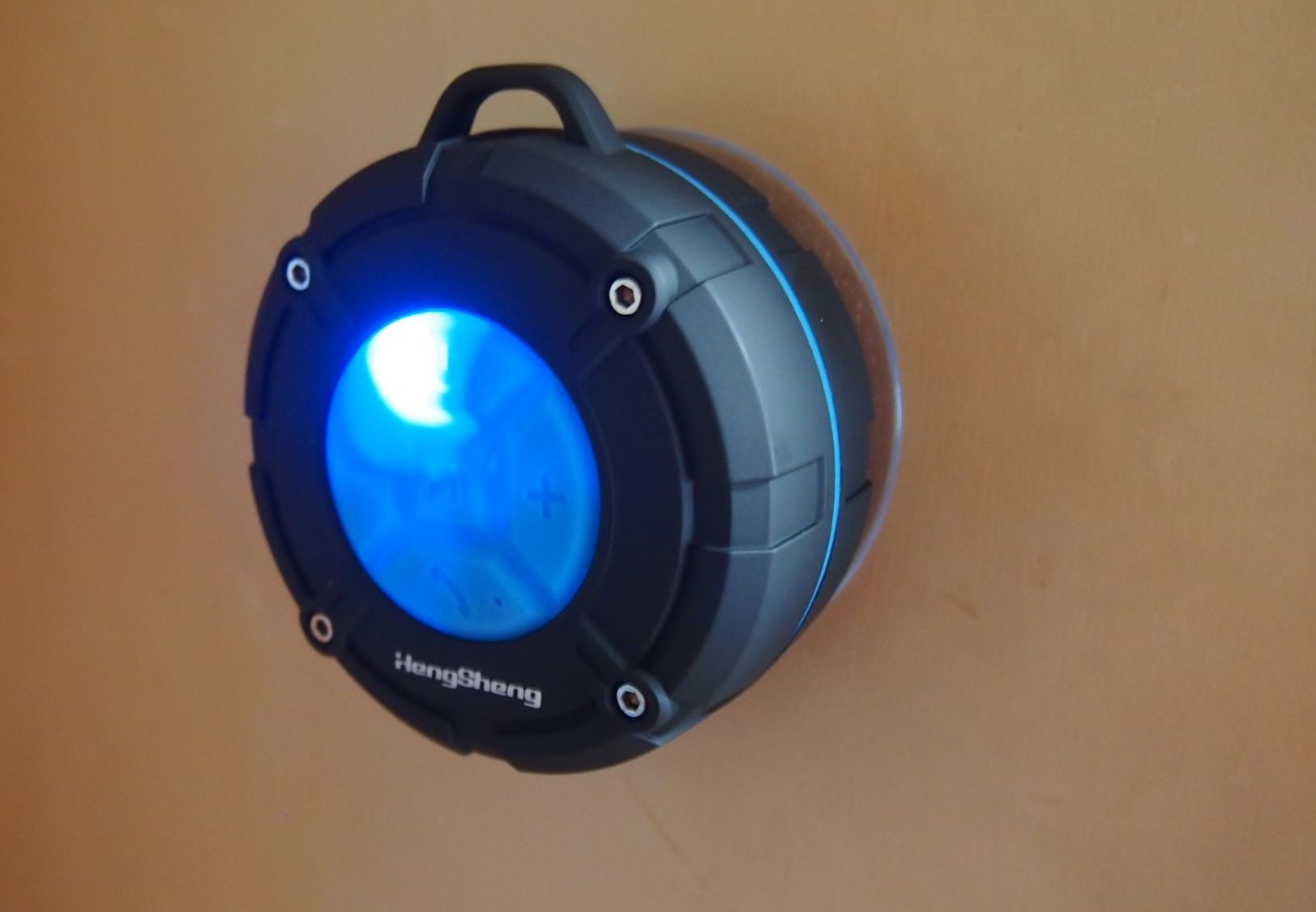 HENGSHENG Sport 防水Bluetoothスピーカー