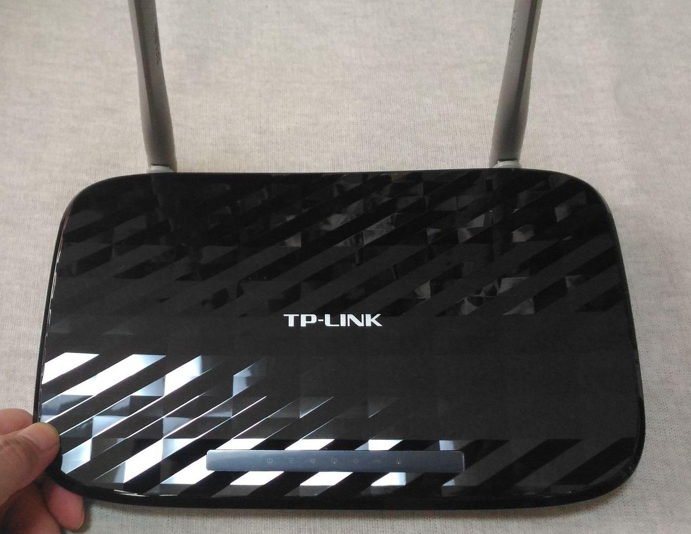 TP-Linkの無線LANルーター Archer C20