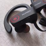 ジョギングに使える 防水&耳掛け式のAKASO A1 Bluetoothイヤホンをレビュー