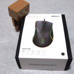 1500円以下で優秀なFPS用ゲーミングマウスをレビュー【HIRALLIY-F300】