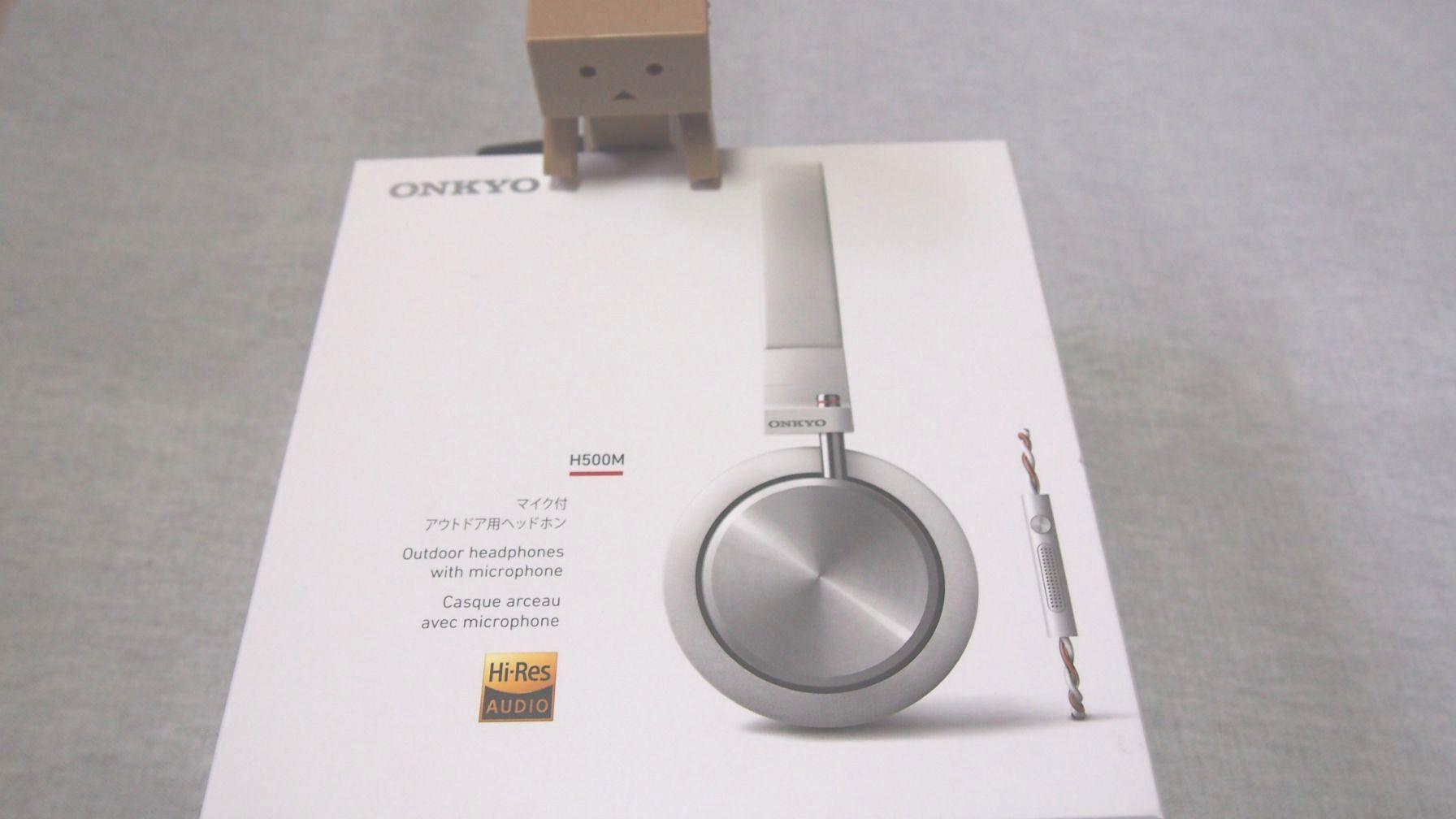 ONKYO H500M