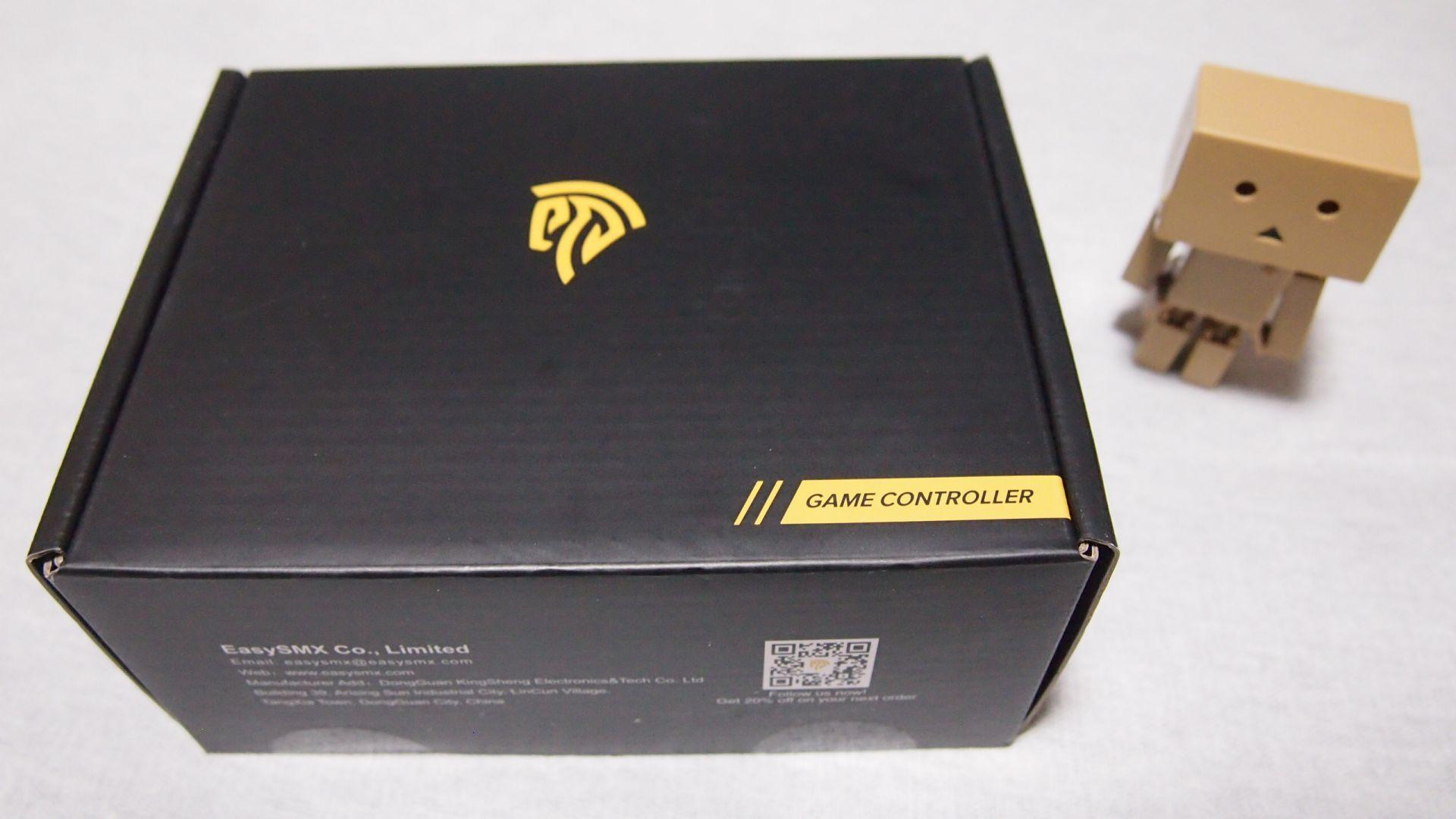 EasySMXgamepad9100箱