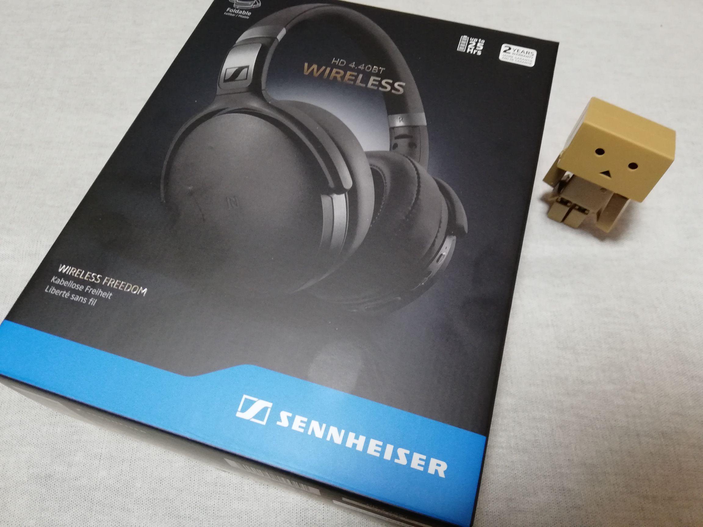 ゼンハイザー HD 4.40BT Bluetooth