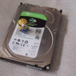 【SMR方式は使えない子じゃなかった】Seagate BarraCuda 内蔵HDD(4TB)をレビュー