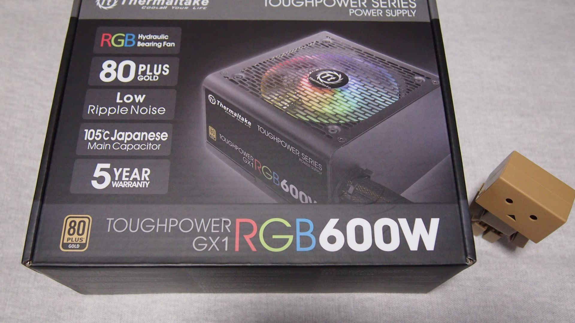 Toughpower GX1 Gold