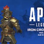 【Apex legends】オルタ・R301弱体化。高いパックに批判が集まる パッチノート&Iron Crown イベント関連情報